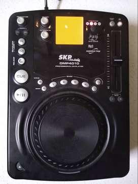 Consola Dj Skp Pro Audio Dmp4010 Flamante