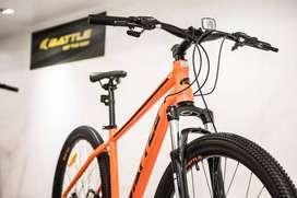 Bicicleta MBK Battle Nueva en caja