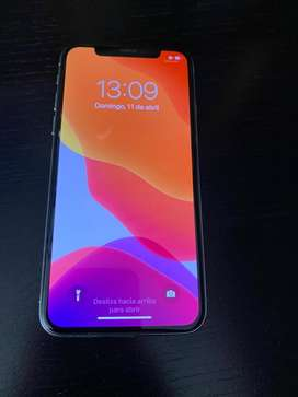 Iphone x de 256 gb usado