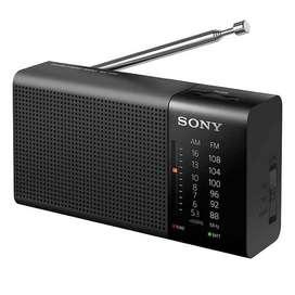 Radio Sony ICF P36 AM FM Analógo. NUEVOS!!!