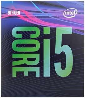 Procesador Intel core i5 9th