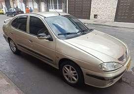 Vendo Renault megan modelo 2001