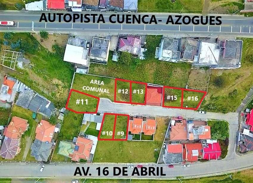 Terrenos en Venta Sector La Playa - Azogues. Cañar 0
