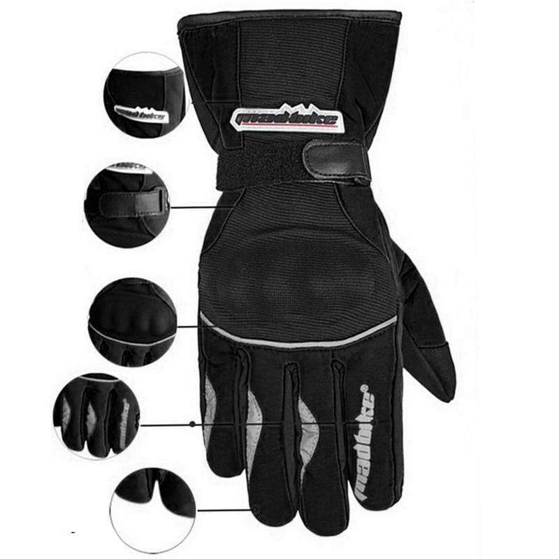 Guantes Impermeables Mad Bike 0