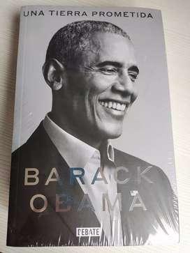 Vendo Libro Una Tierra Prometida de Barack Obama (nuevo)