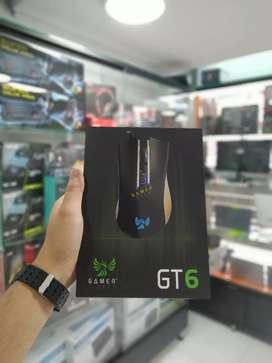 Mouse gamer gt6