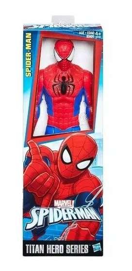 Muñeco Spider-Man 30 cm Original Hasbro