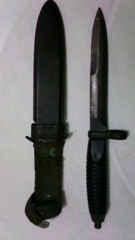 Bayoneta Alemana para G Antigua Original