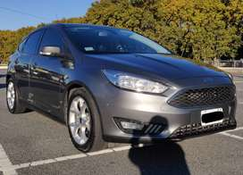 Focus III Se Plus AT Impecable