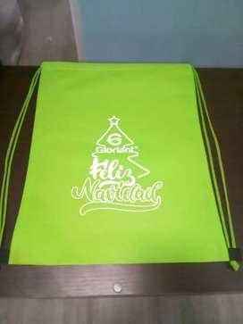 Bolsas y tulas con tu logo