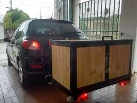 Caja porta objetos para enganches