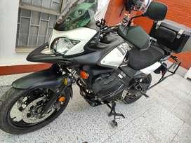 Susuki Vstrom DL 650ABS