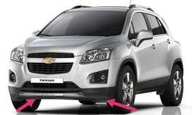 Chevrolet Tracker - Bigote del parachoque delantero
