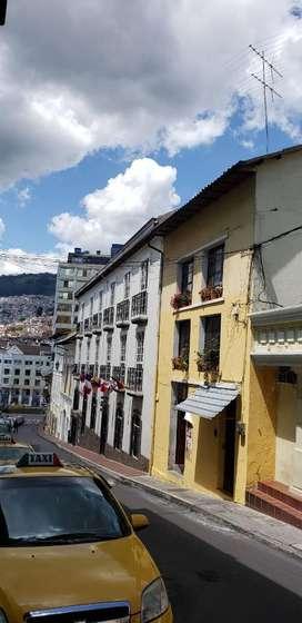 Oportunidad Venta Departamento Duplex San Blas Centro de Quito Remodelado