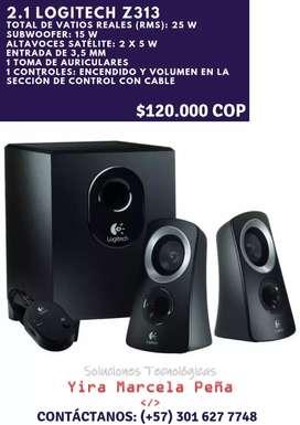 SoundBar Z313 Logitech