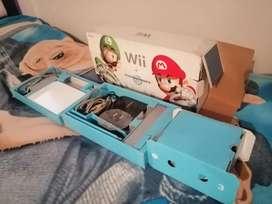 Nintendo Wii en muy buen estado