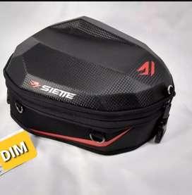 Maleta Rígida Moto Tank Bag. DIM
