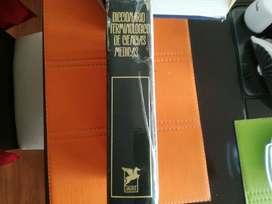 Diccionario Terminologico de Ciencias Me