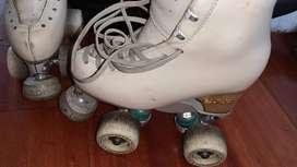 Vendo patines profesionales EDEA talla 205