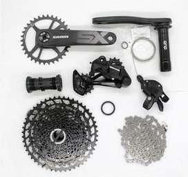 Grupo sram eagle sx monoplato ciclismo mtb