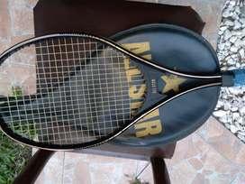 Raquetas de tenis  Impecables.profesionales.superlivianas.All Star y Slazenger