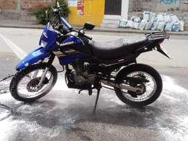 Moto ranger 250 en buen estado al dia