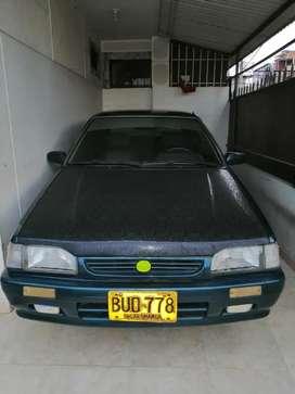 Mazda 323 coupe mod 96