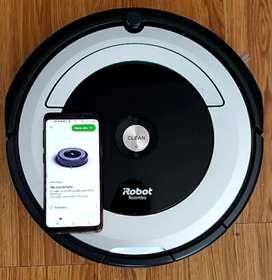 Aspiradora Robot Modelo 690 Wifi