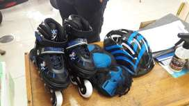 Patines Shov It Lineales Profesionales