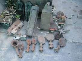 Motores Quemadores y mecheros