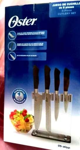 Cuchillos Oster Nuevos Yanbal