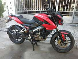 Vendo NS150 2017 o cambio por moto menor valor