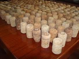 CORCHOS DE BOTELLAS DE Champagne BOLSAS DE 100 UNIDADES