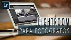 Curso Lightroom para fotografos