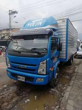 Venta de Camión tipo furgón
