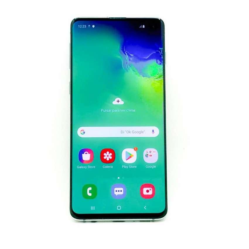 Samsung Galaxy S10 Libre 0