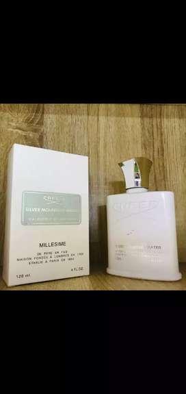 Perfume creed silver
