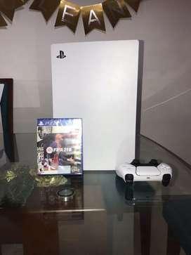 Se vende Playstation 5 (versión con disco)