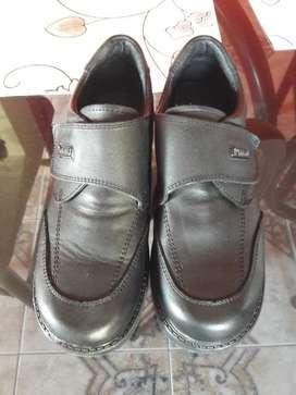Zapatos Varon N 36 Comunión Impecable