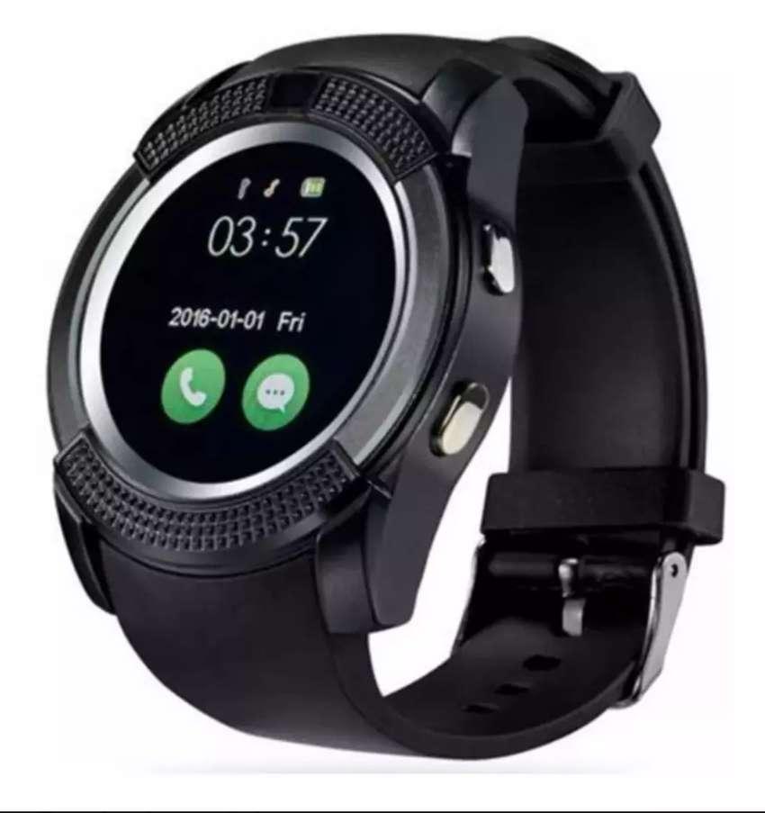 Reloj inteligente Smartwatch V8 0