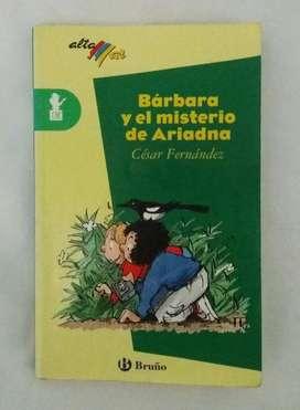 Barbara Y El Misterio de Ariadna