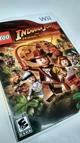 Indiana Jones LEGO Wii
