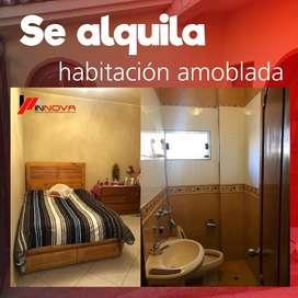 Alquilo Habitacion Amoblada !!!