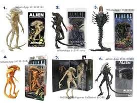 Figuras Alien Marca NECA