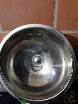Lavamanos en acero inoxidable marca SOCODA