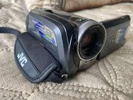 Video camara de Alta definision donle soundround con tarjeta de memoria pila recargable