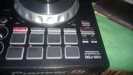 Controlador dj pioner