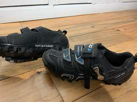 Zapatillas Louis Garneau MTB