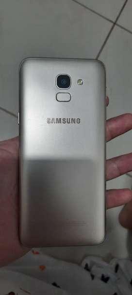 Samsung J6 excelente estado.