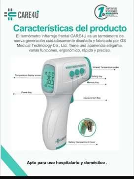 Termometros imfrarrojos digitales